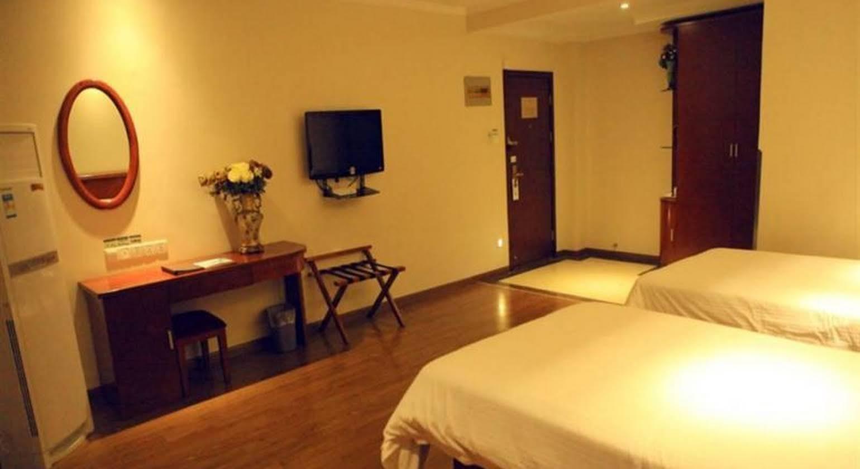 GreenTree Inn Jiangsu Huaian University Town Business Hotel