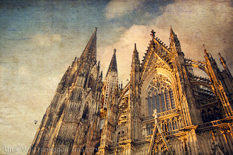 Photo: Kölner Dom Cologne Cathedral Texturized photo. Textures: http://wuestenhagenimagery.blogspot.de/p/ready-to-go-texture-packs.html Prints: http://www.artflakes.com/de/products/dom-zu-koeln-slash-cologne-cathedral