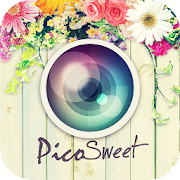 PicoSweet - Kawaii deco with 1 tap
