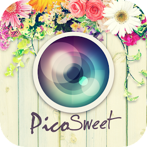 Kawaii photo editor! PicoSweet