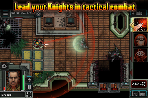 Templar Battleforce RPG Demo  captures d'u00e9cran 1