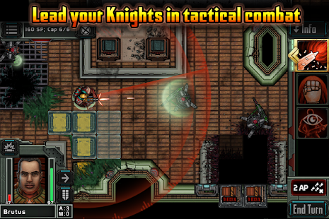Templar Battleforce RPG Demo - náhled