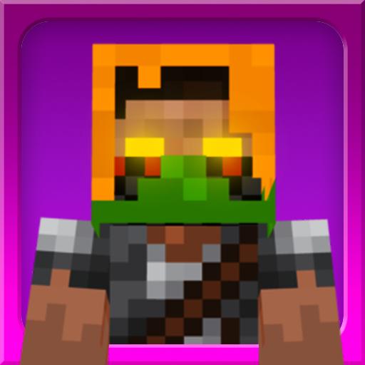 娱乐のHalloween pack for Minecraft LOGO-記事Game