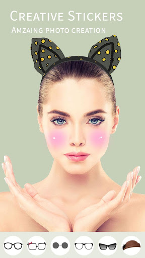 Image of Makeup Photo Editor-Magic Selfie Camera 1.0.0 2