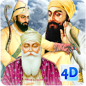 10 Sikh Gurus Live Wallpaper icon