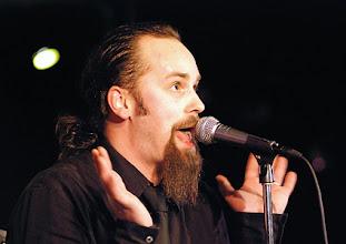 Photo: 2008 nr 22 Wentus Bluesband med Clas Yngström 080201 Nefertiti Göteborg