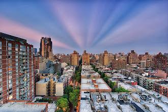 Photo: Sunshine and City Lights - New York, NY