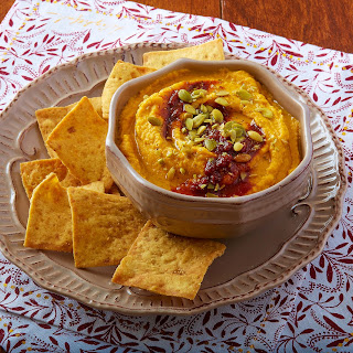 Spicy Chipotle Pumpkin Dip