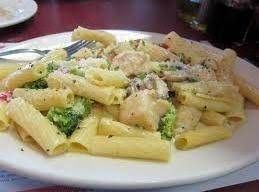 Chicken Broccoli And Ziti Alfredo Recipe