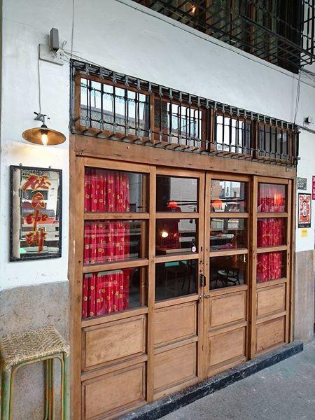 老香港風情的咖啡館~秘氏咖啡 讓我們回到1960~