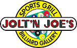 Logo for Jolt'n Joe's Gaslamp