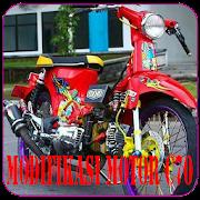Modifikasi Motor C70