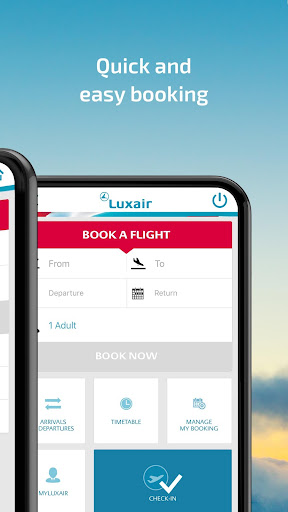Luxair Luxembourg Airlines ss2