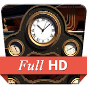 Clock Rarity Old 4K Live WP