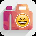 Emoji 2.0 Photo Sticker icon