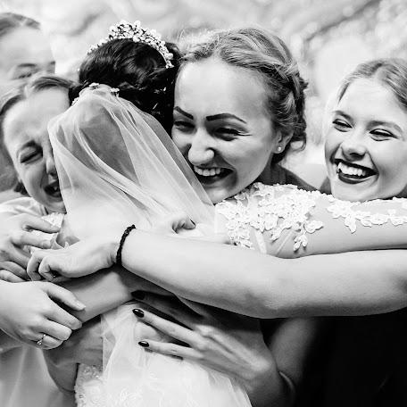 Wedding photographer Olga Udyanskaya (Olyushka). Photo of 07.10.2016