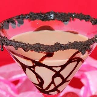 Chocolate Indulgence Martini.