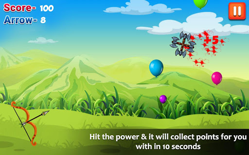 Balloon Shooting : Smash Hit The Rising Up Balloon apkpoly screenshots 6