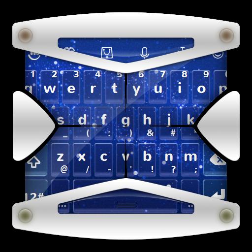 蓝雪绘文字 個人化 App LOGO-APP試玩