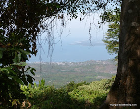 Photo: View from the Tecuitata summit overlooking Matanchen Bay