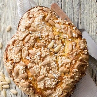Colomba Italian Easter Dove Bread Recipe