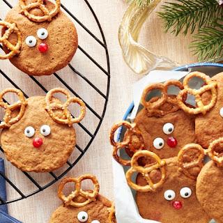 Santa-Worthy Cookies.
