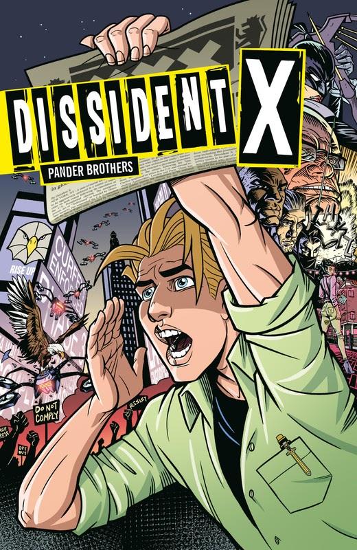 Dissident X (2019)
