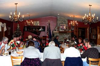 Photo: RCARC Christmas Dinner 2010