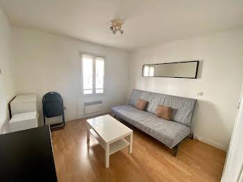 Studio meublé 17,22 m2