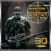 Sharp Shooter Sniper Killer 3D