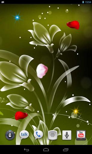 Flowers Wonderful LWP