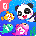 Baby Panda Learns Numbers icon