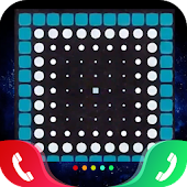 Dazzling Animation Caller Screen