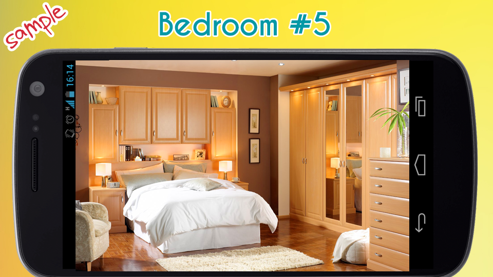 Bedroom design ideas android apps on google play - Beautiful contemporary bedroom design ideas for releasing stress at home ...