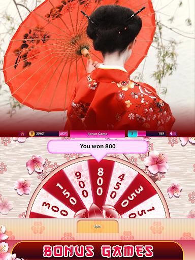 Geisha Ninja Slots Free Pokies  screenshots {n} 9