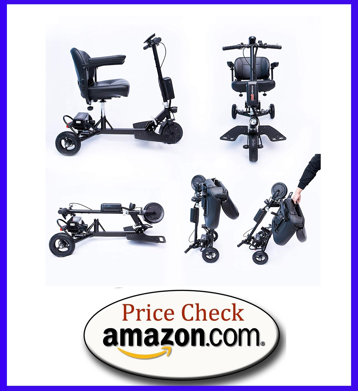 Top 12 Best Folding Mobility Scooter Reviews 2020