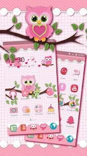 Cute Owls for Samsung/Huawei- screenshot thumbnail