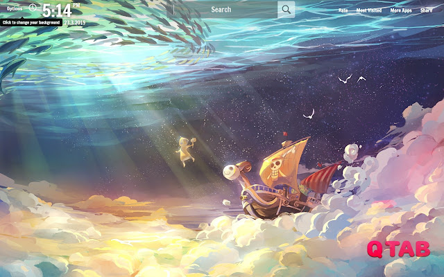 One Piece New Tab One Piece Wallpapers