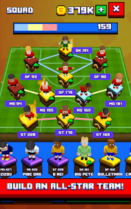 Retro Soccer MOD Apk 4.203 (Unlimited Money) 3