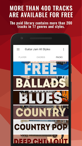 free backing tracks for guitar practice