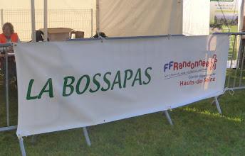 Photo: 7 bénévoles d'Un pied devant l'autre ont oeuvré pour la 9e édition de La Bossapas