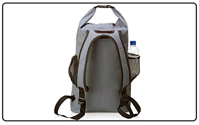 Chaos Ready Waterproof Dry Bag Backpack Marine For 22 L, Gray
