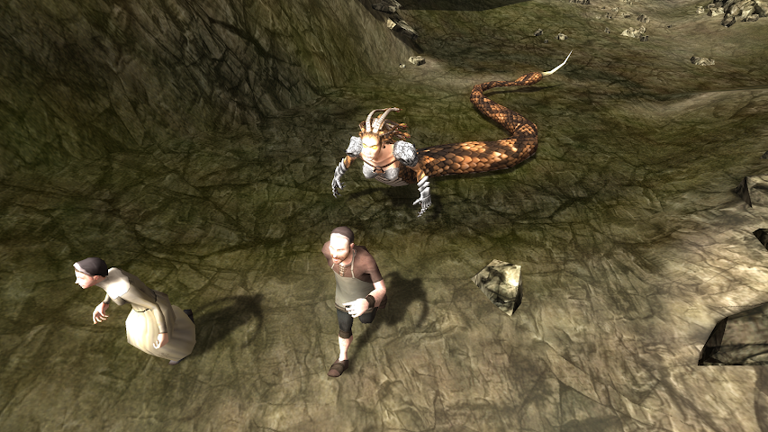 android Gorgon Simulator 3D Screenshot 13