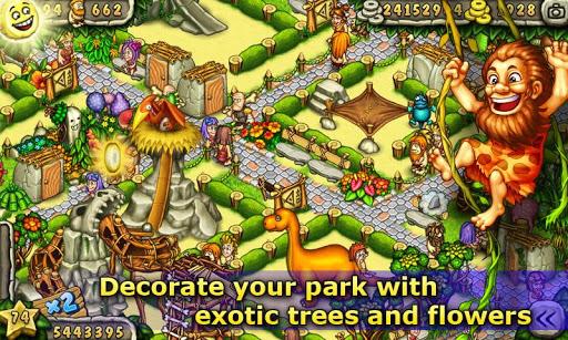 Prehistoric Park Builder screenshot 4