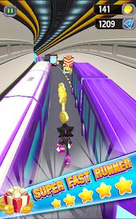 Super Sonic Island Battle - náhled