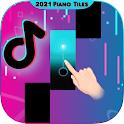 Tik Tok Piano Tiles - Music Game icon
