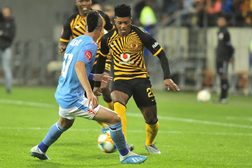 Kaizer Chiefs extend lead at top with hard-fought win against Chippa United