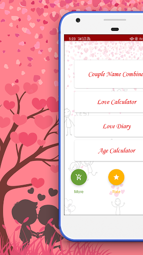 Couple Name Combiner screenshots 1