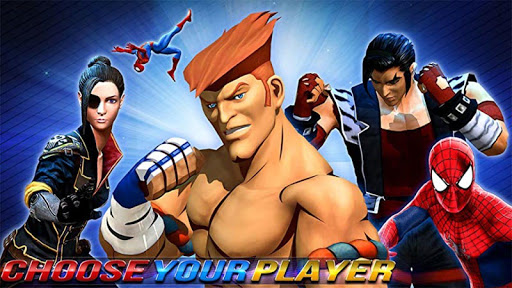 MMA Real Fight: Fighting Games 2019 Apk 2