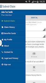 Equitable EZClaim Mobile Screenshot 5